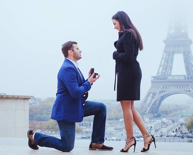 Na Której Ręce Pierścionek Zaręczynowy